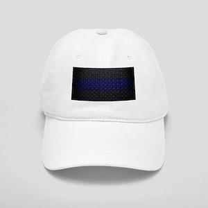 Police Diamond Plate Baseball Cap
