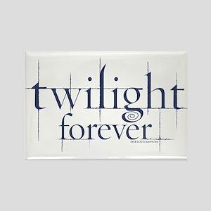 Twilight Forever Logo 1 Rectangle Magnet