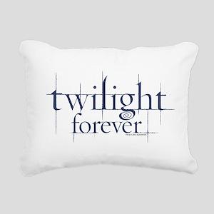 Twilight Forever Logo 1 Rectangular Canvas Pillow