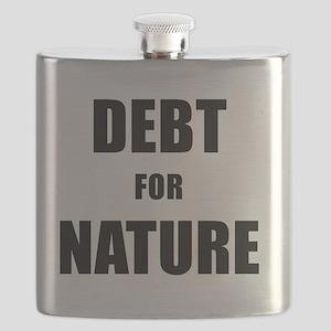 DEBT FOR NATURE BK Flask