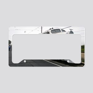 Nebraska Zephyr License Plate Holder
