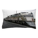 Trains Pillow Cases