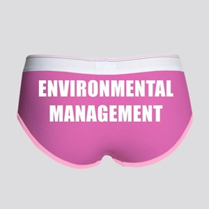 ENVIRONMENTAL MANAGEMENT Women's Boy Brief