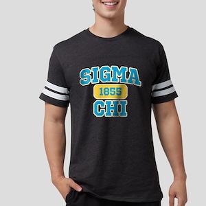 Sigma Chi Athletic Mens Football Shirt