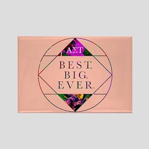 Alpha Sigma Tau Best Big Rectangle Magnet