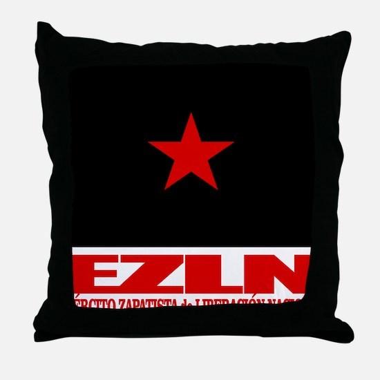EZLN Throw Pillow