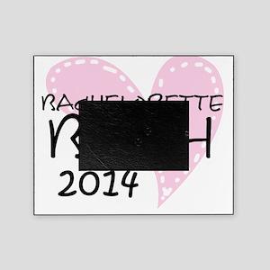 Pink Bachelorette Bash 2014 Picture Frame