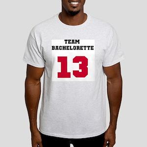 Team Bachelorette Red 13 Light T-Shirt