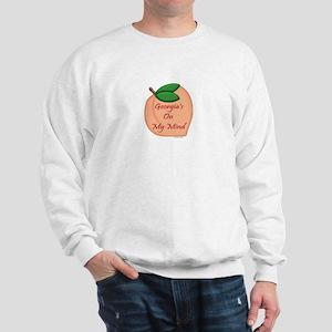 Georgia Minded Peach Sweatshirt