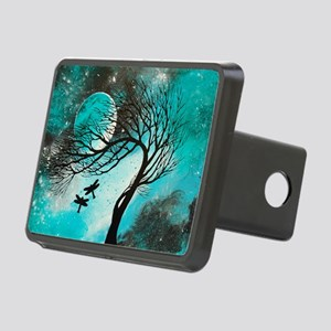 Dragonfly Bliss Rectangular Hitch Cover
