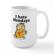 I Hate Mondays Large Mug
