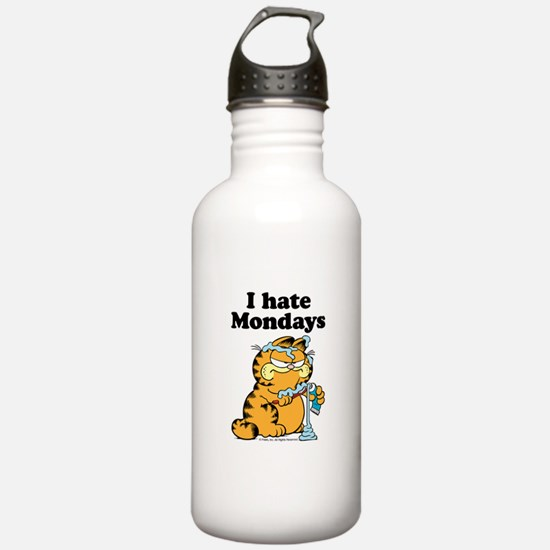 I Hate Mondays Water Bottle