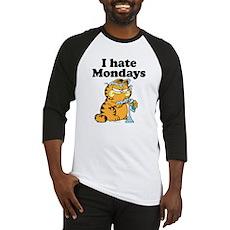I Hate Mondays Baseball Jersey