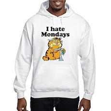 I Hate Mondays Hooded Sweatshirt