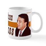 Bill Richardson 2008 Coffee Mug
