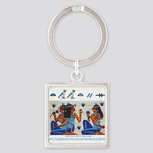 Egyptian ladies  final Keychains