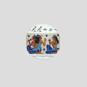 Egyptian ladies  final Mini Button