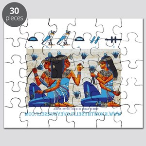Egyptian ladies  final Puzzle