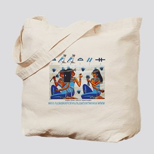 Egyptian ladies png final Tote Bag
