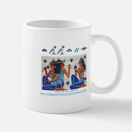 Egyptian ladies png final Mugs