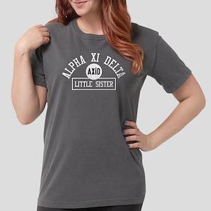 Alpha Xi Delta Little Womens Comfort Colors Shirt