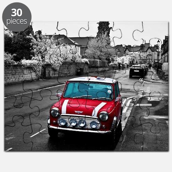 Red Mini Puzzle