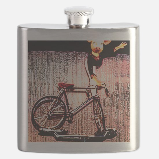 just a talented pig Flask