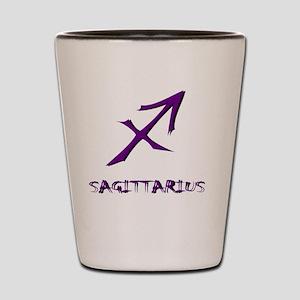 sagittarius Shot Glass