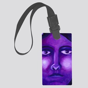 Curtains-4464wx6192h Large Luggage Tag