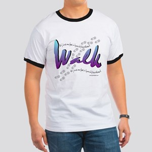 Walk - Just one foot Ringer T