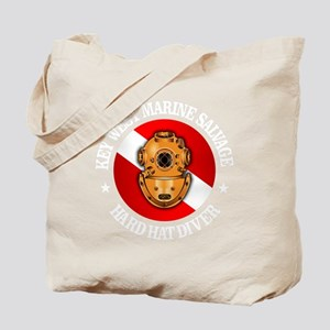Key West Marine Salvage Tote Bag