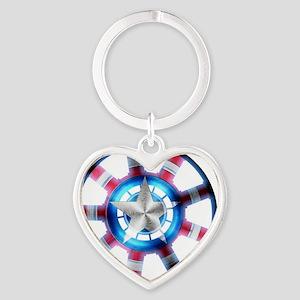 Stony Heart Keychain