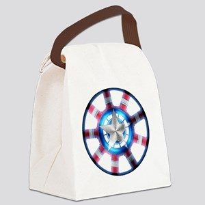 Stony Canvas Lunch Bag
