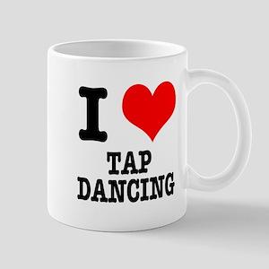 I Heart (Love) Tap Dancing Mug