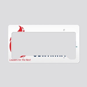 CTS Main Logo License Plate Holder