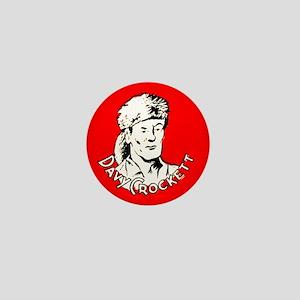 Davy Crockett #1 Mini Button