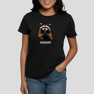 Evil Raccoon Women's Dark T-Shirt