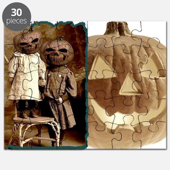 PumpkinHeads Puzzle
