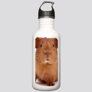 guinea pig face Stainless Water Bottle 1.0L