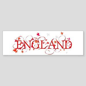 ENGLAND Bumper Sticker