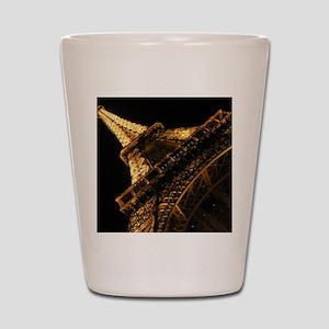 eiffelanglemouse1 Shot Glass