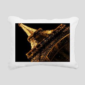 eiffelanglemouse1 Rectangular Canvas Pillow