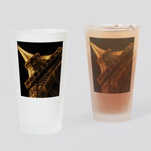 eiffelanglemouse1 Drinking Glass