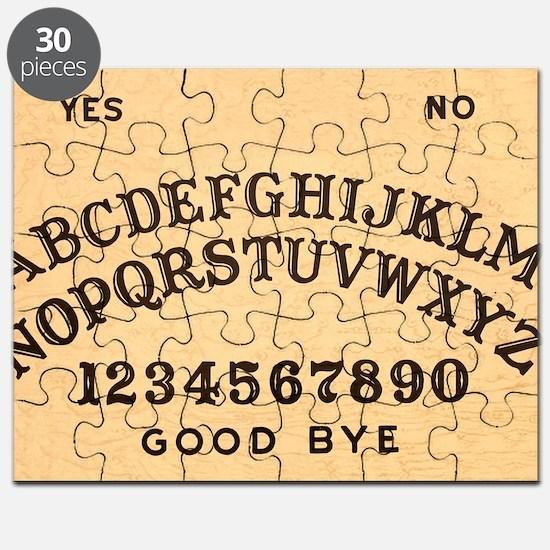 Ouija Puzzle