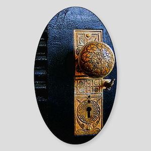 Portal Sticker (Oval)