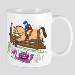 Perils of X Country Mug
