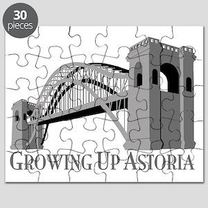 GUA Hellgate Logo Puzzle