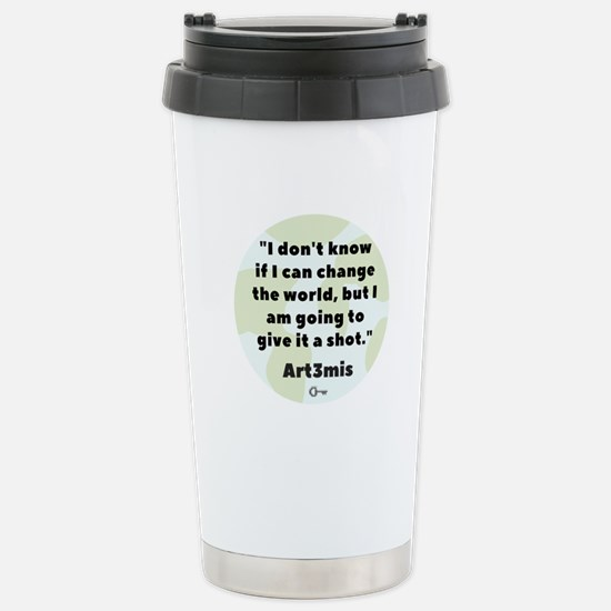 Art3mis Quote, Ready Player One Mugs