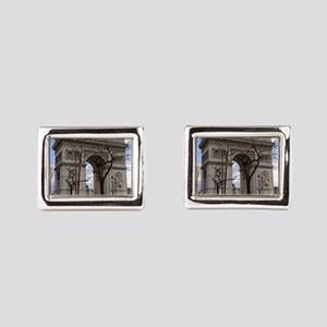 arc de triompheday Cufflinks