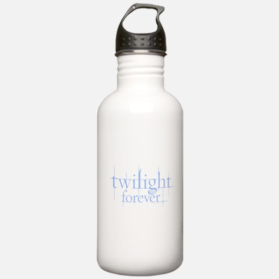 Twilight Forever Lt Blue Water Bottle